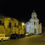 the church of San Bartolomeo