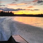 Sunrise on the Kenai