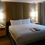 Fairmont gold suite bedroom