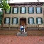casa de Abraão Lincoln