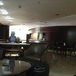 Lobby, vista desde el bar