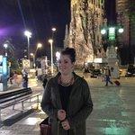 Segrada Famillia at night
