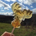 maple lolly pop