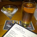 The Angel Inn Lager is stepping out with Ms. Martini!