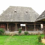 traditional wooden house