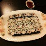 Unsere Sushizusammenstellung