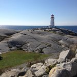 """Peggy's Cove"" Near Halifax. Nice area, Great Resturant."