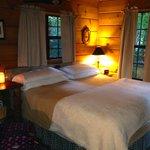 Arbor Cabins at Lake Lure Foto