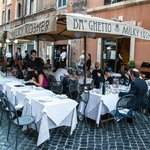 Kosher lunch in the Jewish Ghetto