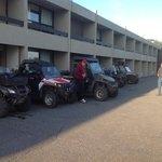 ATV trip across Nfld.