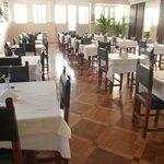 Salão do restaurante 3