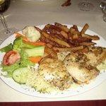 Panhandle chicken. Mmm good!