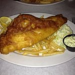 Awesome Fish N' Chips!