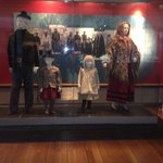 First exhibit at Museum of Country Life