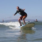 Surfer dude shaka