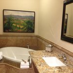 Bathroom in room 303