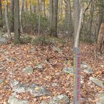 River of Rock Trail Markers