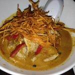 Pumpkin Pork Curry