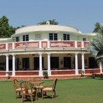 the lovely Taj