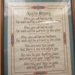 Apache Blessing