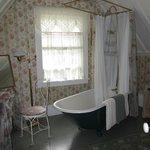 Our whimsical bathroom