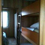 No frills family- three tier bunk-BASIC