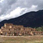 Pueblo Buildings