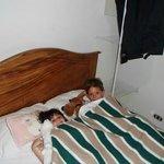 cozy kids!