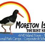 Moreton Island Business Logo