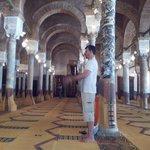 داخل المسجد 3