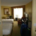 1st floor 2 double bed room