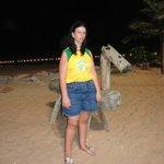 Noite na Praia de Iracema