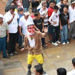 kirtipur's festival  name of gaijatra