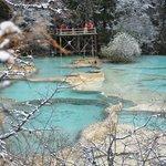Zhengyan Colourful Pool