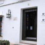 Entrada Casa Adriano
