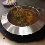 Satay hot pot