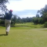 Golfing at nearby Ayer Keroh