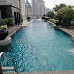 Pool on 21st Floor