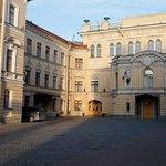 выход из отеля на главные достопримечательности Санкт-Петербурга
