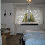 Doppelzimmer, maritim und sauber