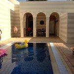 Grandsuite private pool