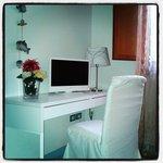 Camera stella marina/angolo scrivania