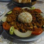 Mixed Meat Plate (Sac Tava)