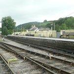 Bronwydd Arms Station