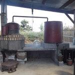 Ancienne distillerie lontan