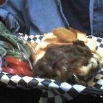 Finn's Pub Burger