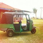 let's tuk tuk for surfing
