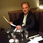 """Dinner at """"Native"""" in Hilton Garden Inn"""