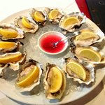 New Zealand oyster is very good!