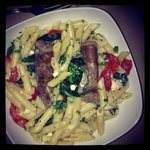 Back Bay Penne with sausage